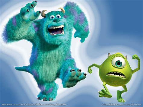 wallpaper monster inc monsters inc wallpapers wallpaperholic