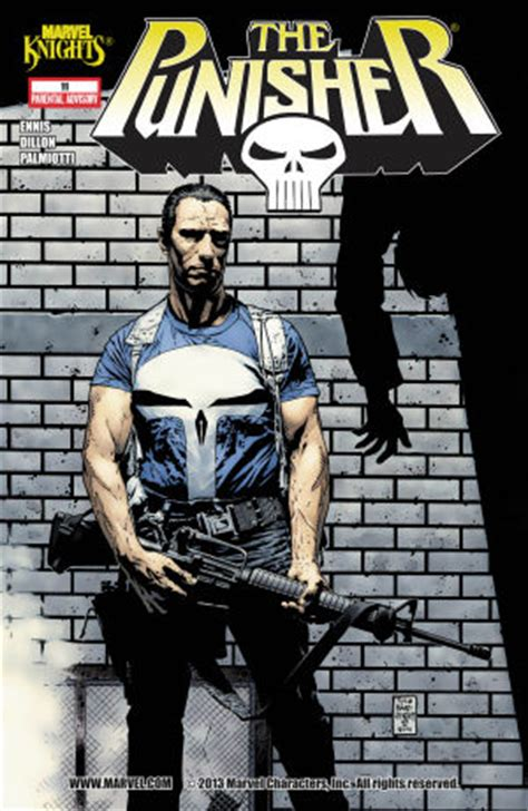 punisher welcome back frank 9 punisher comics to read before watching daredevil season 2 ign