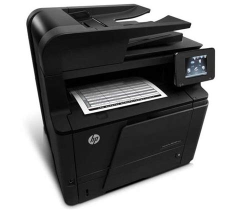Printer Laser Hp All In One buy hp laserjet pro m425dn monochrome all in one laser
