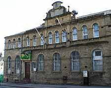 Plumb Center Huddersfield by Lower Fitzwilliam Huddersfield South Side