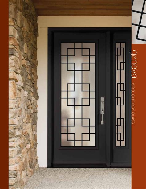 Steel Or Fiberglass Front Door Steel Fiberglass Front Door Systems Trutech 057 Eurostar Windows And Doors