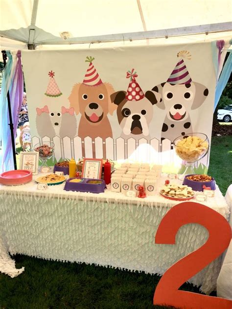 dog themed birthday games best 25 puppy birthday parties ideas on pinterest dog