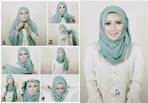 hijab tutorial quick how to wear everyday hijab hijab pinterest hijabs