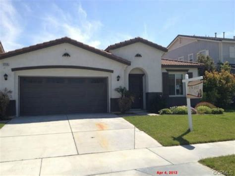houses for sale in fontana ca 17115 grapevine ct fontana california 92337 foreclosed home information