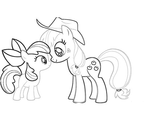 my little pony coloring pages applejack my little pony applejack coloring pages coloring pages