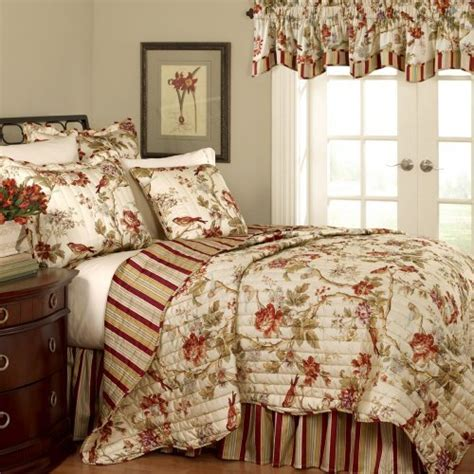 waverly comforters waverly sanctuary rose 4 piece bedding collection