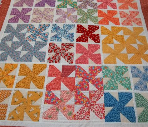 Black Mountain Quilts by Precious Pinwheel Baby Quilt Blackmountainquilts Net