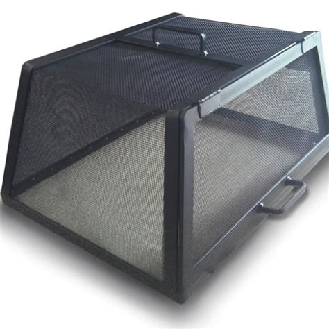 pit safety screen square or rectangle pit screen 12 36 per side