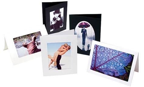 Photo Insert Cards 5x7 photo frame cards die cut for 3x5 4x6 5x7 phoeo card