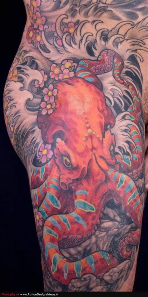 japanese tattoo octopus meaning image gallery japanese octopus tattoo