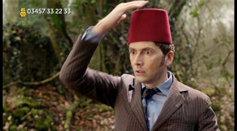 david tennant fez doctor who 10 in a fez david tennant doctor who