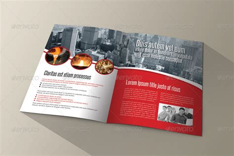 template indesign brochure a4 industries bifold template indesign brochure a4 by braxas