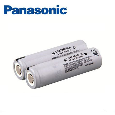 Sale Battery Cell Cooling Fan 18650 Battery panasonic cgr18650cf 18650 li ion battery cell