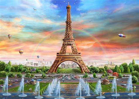 Eiffel Tower Wall Mural eiffel tower wall mural home design