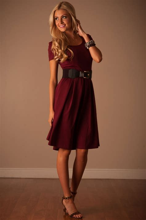 Dress Htm the in plum dress by mikarose trendy modest dresses