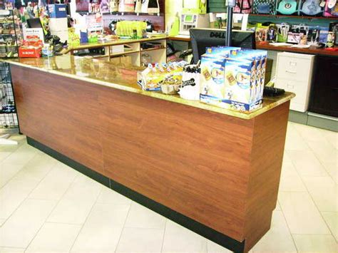retail sales counters store checkout counters handy store fixtures