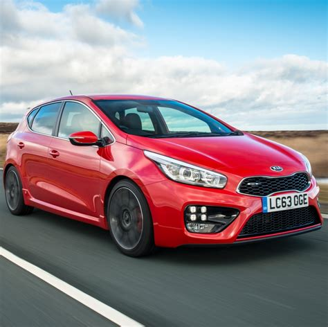 Kia Fleet Sales Kia Cee D Gt Hits Showrooms Page 16228