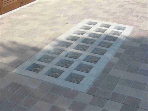 pavimento in vetrocemento vetrocemento per esterni vetro