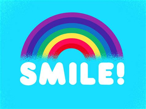 rainbow smile unsorted myniceprofilecom