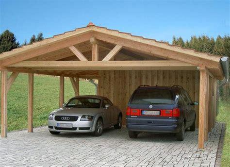 carport mit spitzdach spitzdach carport bilder galerie solarterrassen