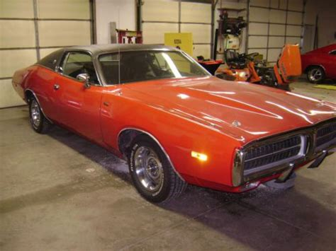2dr Dodge Charger by Buy Used 1972 Dodge Charger Se 2dr Hardtop In Wautoma