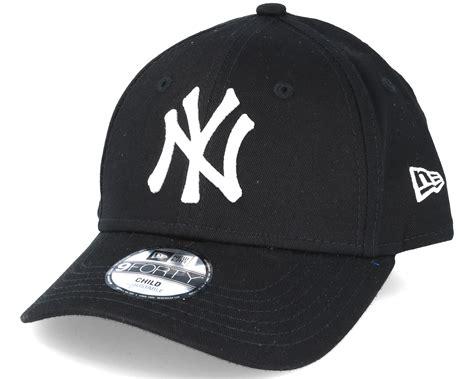 new york yankees l kids new york yankees mlb league basic black adjustable