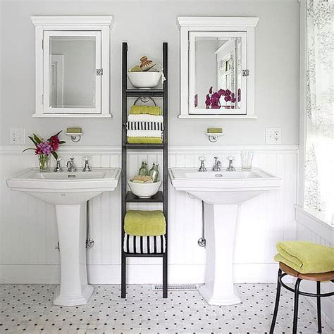 bathroom shelving ideas towels storage 24 ideas to spruce up your bathroom