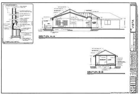 section of a house plan ordering a house plan ordering a home plan associated