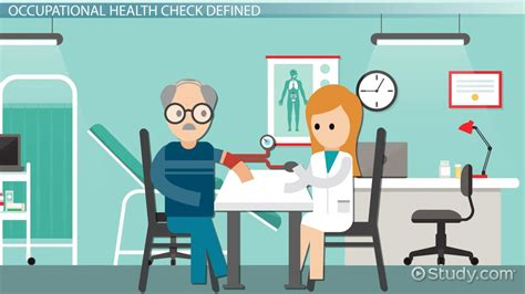 What Is An Occupational Health Check Video With Lesson