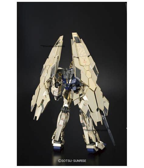 Kaos Gundam Unicorn Model 1 gundam 1 100 unicorn 03 phenex master grade model kit mg