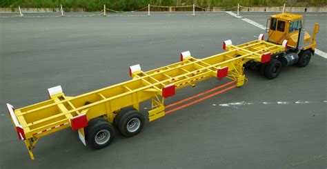 Car Power Port Tipping Truck Trailers Zenith Engineering