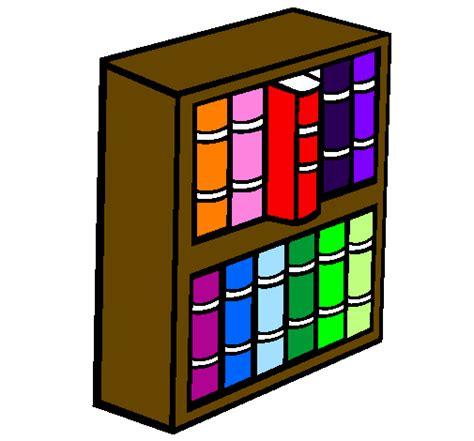 disegni di librerie disegno libreria colorato da utente non registrato il 21