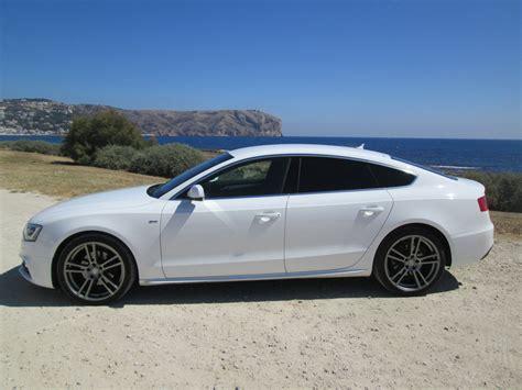 Audi A5 Sportback 1 8 Tfsi audi a5 sportback 1 8 tfsi s line multitronic