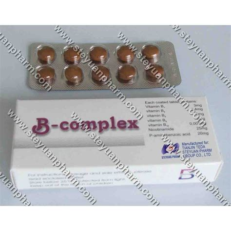 Vitamin B Complex Tablet you are not authorized to view this page