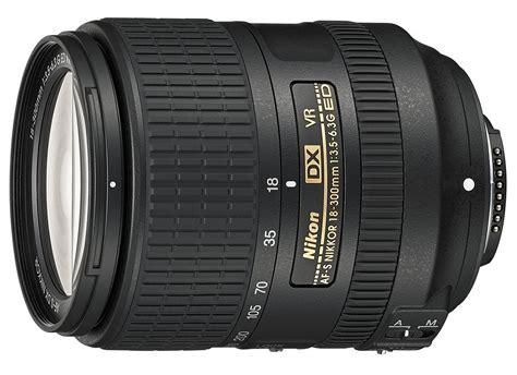 Nikon D5600 Lensa 18 105vr 9 nikon af s dx nikkor 18 300mm f 3 5 6 3g ed vr