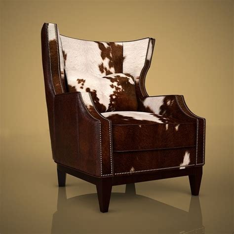 faux cowhide upholstery fabric search furniture - Faux Cowhide Furniture
