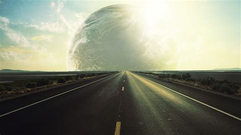 road trip tumblr wallpaper weekly wallpaper put fake planets on your desktop