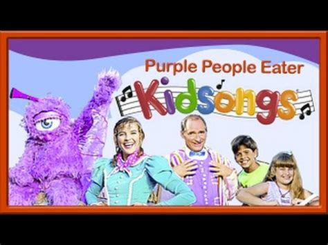 Find Purple Eater Purple Eater Kidsongs Silly Songs Silly Song Song