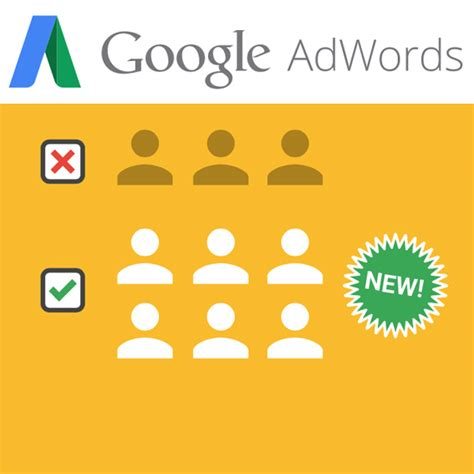 google images match adwords customer match email audiences better than
