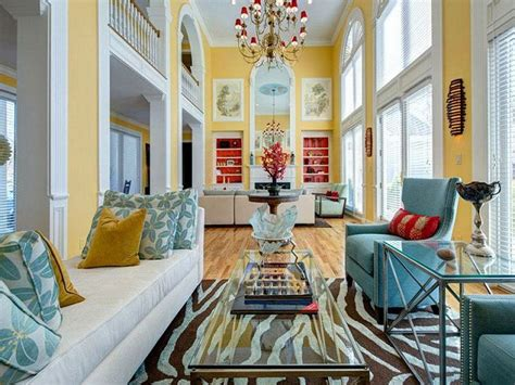 bright home decor 5 color palettes for interiors by romantic homes magazine