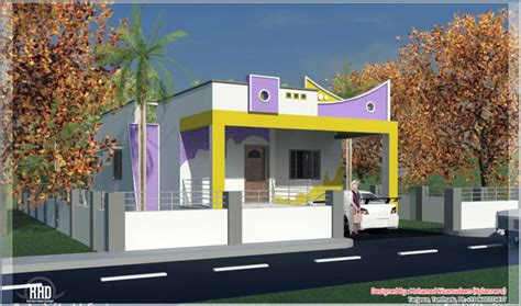 Front View Design Of Home by Indian House Design Front View Modern House