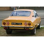 Opel Manta A 1970 1975