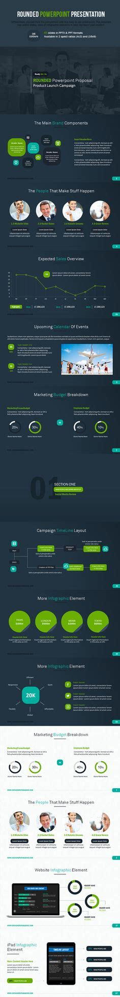 powerpoint template by design district via behance 1000 images about ppt on pinterest powerpoint