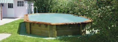 piscine hors sol sans dalle beton