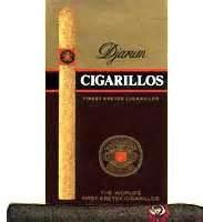 Djarum L A 16 cigarettes master december 2008