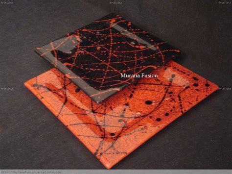 platos cuadrados de porcelana platos cuadrados pollok rojo y negro roxana pisani