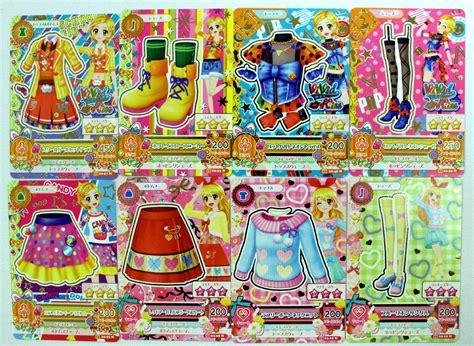 Aikatsu Bottoms Cool Flower Collection 13 aikatsu cards random set b 183 cookietales 183 store powered by storenvy
