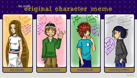 Original Memes - image gallery original character meme