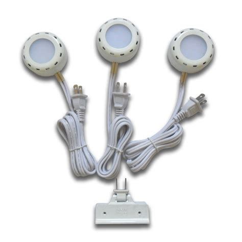 Shop Utilitech Pro 3 Pack 2 6 In In Cabinet Led