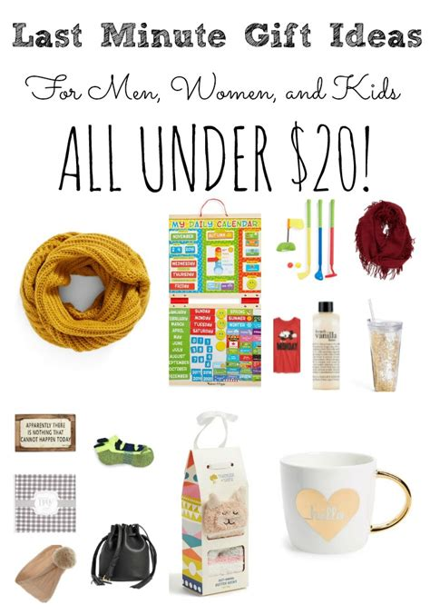 gifts for 20 year olds last minute 12 days of gift ideas just b cause